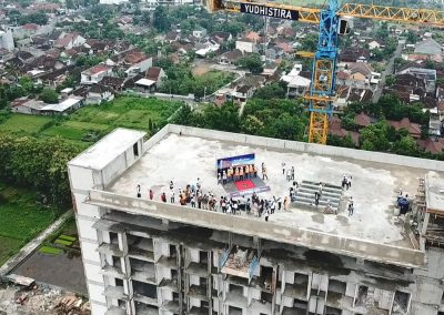 saraswanti_topping offf yudhistira tower - mataram city 23