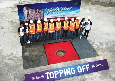 saraswanti_topping offf yudhistira tower - mataram city 24