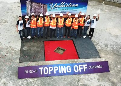 saraswanti_topping offf yudhistira tower - mataram city 25