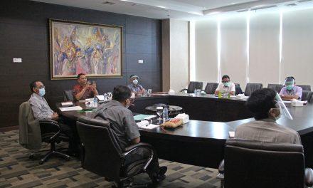 Rapat Semester I 2020 Saraswanti Group