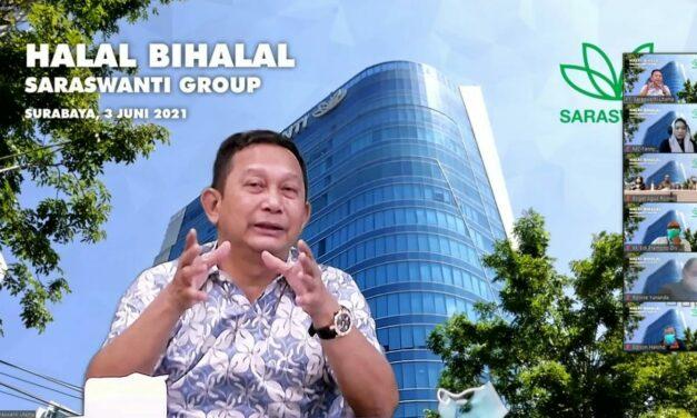 Halal Bihalal Saraswanti Group