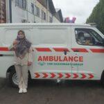 Penyerahan Bantuan Ambulan PT SAM Tbk – Medan