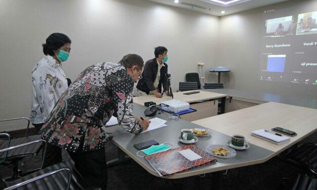 Penandatanganan Nota Kesepahaman dengan PT Pelabuhan Indonesia II
